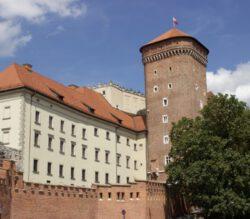 Schoolexcursie Krakau Kasteel Wawel
