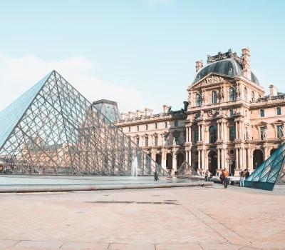 Schoolexcursie Parijs