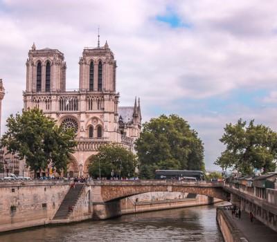 Schoolreis Parijs Notre Dame