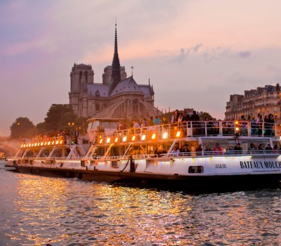 choolreis Parijs Rondvaart