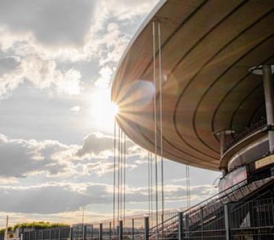 Stade de France schoolexcursie Parijs